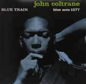 John Coltrane: Blue Train (Green Vinyl) - Plak