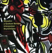 Mosalini y Quatuor Benaim: Clasico Y Moderno - CD