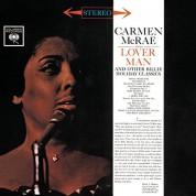 Carmen McRae: Lover Man & Other Billie Holiday Classics - CD