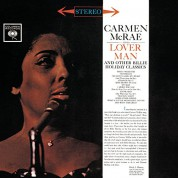 Carmen McRae: Lover Man & Other Billie Holiday Classics - CD