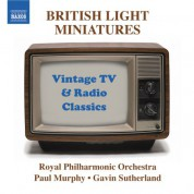 Royal Philharmonic Orchestra: Vintage Tv And Radio  Classics - CD