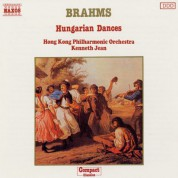 Brahms: 21 Hungarian Dances - CD