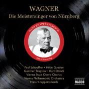 Wagner: Meistersinger Von Nurnberg (Die) (Schoeffler, Gueden, Vpo, Knappertsbusch) (1950-1951) - CD