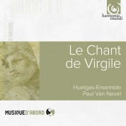 Huelgas Ensemble, Paul van Nevel: Le Chant de Virgile - CD