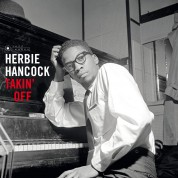 Herbie Hancock: Takin' Off (Images By Iconic Photographer Francis Wolff) - Plak