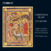 Malmö Chamber Choir, Dan-Olof Stenlund, Hans Fagius: Christmas Music for choir - CD