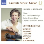 Lazhar Cherouana: Guitar Recital - CD