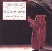 Çeşitli Sanatçılar: Unforgettable Gregorian Chant - CD