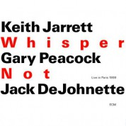 Keith Jarrett Trio: Whisper Not - CD