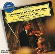 Claudio Abbado, Georges Pludermacher, Nathan Milstein, Wiener Philharmoniker: Tchaikovsky: Violin Concerto - CD