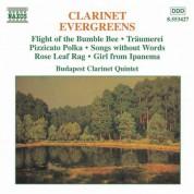 Clarinet Evergreens - CD