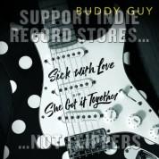 Buddy Guy: Sick With Love / She Got It Together 10'' Vinyl - Single Plak