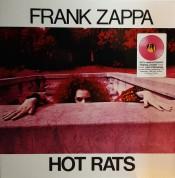 Frank Zappa: Hot Rats (50th Anniversary - Limited Edition - Tranparent Hot Pink Vinyl) - Plak