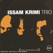 Issam Krimi Trio: Eglogues 3 - CD