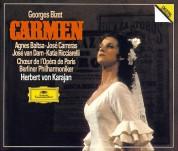 Agnes Baltsa, Berliner Philharmoniker, José Carreras, Chœurs de l'Opéra de Paris, Herbert von Karajan, Katia Ricciarelli, José van Dam: Bizet: Carmen - CD