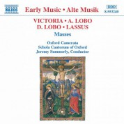 Victoria / Lobo / Lasso: Masses - CD