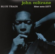 John Coltrane: Blue Train - Plak