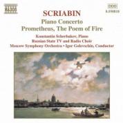 Scriabin: Piano Concerto / Prometheus - CD