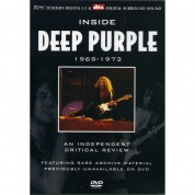 Deep Purple: Inside Deep Purple 1969-1973 - DVD