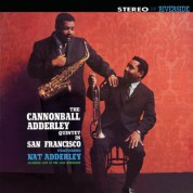 Cannonball Adderley: In San Francisco - Plak