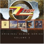 ZZ Top: Original Album Series Vol. 2 - CD