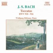 Bach, J.S.: Toccatas, Bwv 910-916 - CD