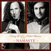 Rahul Sharma, Kenny Gardner: Namaste - CD