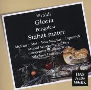 Nikolaus Harnoncourt: Vivaldi: Gloria / Pergolesi: Stabat mater - CD