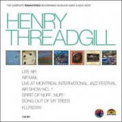 Henry Threadgill: The Complete Remastered Recordings on Black Saint & Soul Note - CD