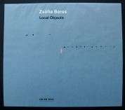 Zsófia Boros: Local Objects - CD