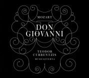 Musica Eterna, Teodor Currentzis: Mozart: Don Giovanni - CD