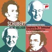 Heinz Holliger, Kammerorchester Basel: Schubert: Symphony 7 Unfinished / Franz Schuberts Begrabniss - CD