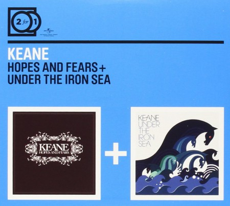 Keane: Hopes And Fears / Under The Iron Sea - CD