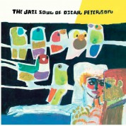 Oscar Peterson: The Jazz Soul Of + 1 Bonus Track! - Plak