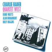 Charlie Haden: Quartet West - CD