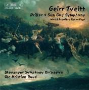 Stavanger Symphony Orchestra, Ole Kristian Ruud: Geirr Tveitt - Prillar and Sun God Symphony - CD