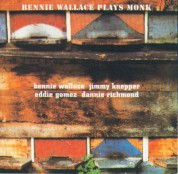 Bennie Wallace: Plays Monk - CD