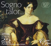 Çeşitli Sanatçılar: V/C: Sogno Talor: 25 Years Of Opera Rara - CD