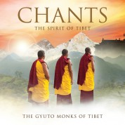 Gyuto Monks Of Tibet: Chants - The Spirit Of Tibet - CD