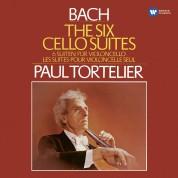 Paul Tortelier: The Six Cello Suites - CD