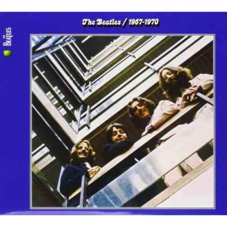 The Beatles: Blue Album - CD