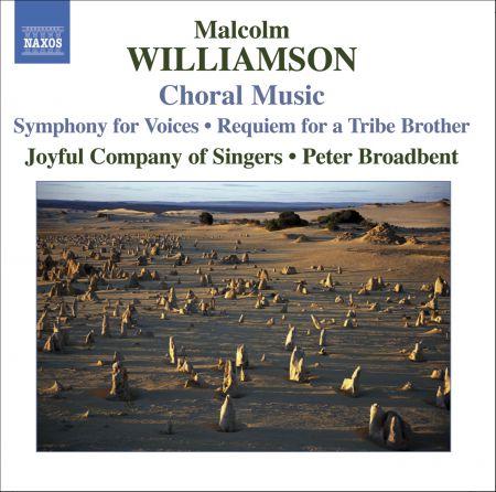 Williamson: Choral Music - CD