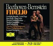 Gundula Janowitz, Lucia Popp, Leonard Bernstein, Wiener Philharmoniker, Chor der Wiener Staatsoper: Beethoven: Fidelio Op.72 - CD