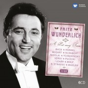 Fritz  Wunderlich: Fritz Wunderlich - A Poet Among Tenors - CD