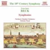 Nicholas Ward: Beck & Gossec: Symphonies - CD