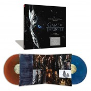 Ramin Djawadi: Game Of Thrones (Season 7 - Multi-Colored Vinyl) - Plak