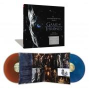 Ramin Djawadi: Game Of Thrones (Season 7 - Multi-Colored Vinyl) - Plak