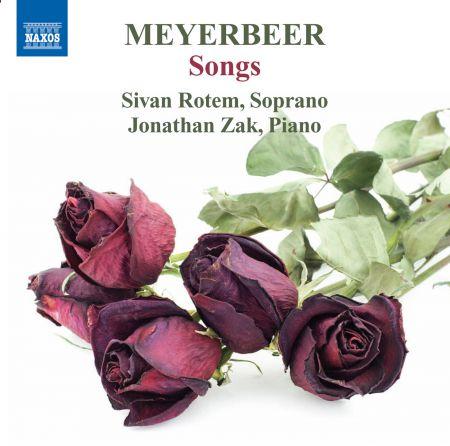 Sivan Rotem: Meyerbeer: Songs - CD