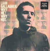 Liam Gallagher: Why me? Why not - Plak