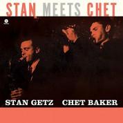 Stan Getz, Chet Baker: Stan Meets Chet - Plak